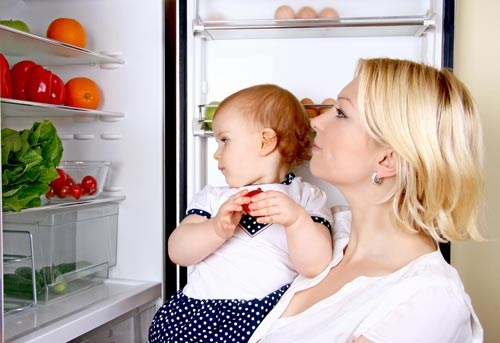 Cho trẻ ăn đồ đông lạnh có tốt không?